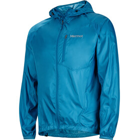 Marmot M's Trail Wind Hoody Jacket Slate Blue